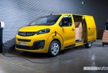Photo of Opel Vivaro-e elettrico, caratteristiche e autonomia del veicolo commerciale EV