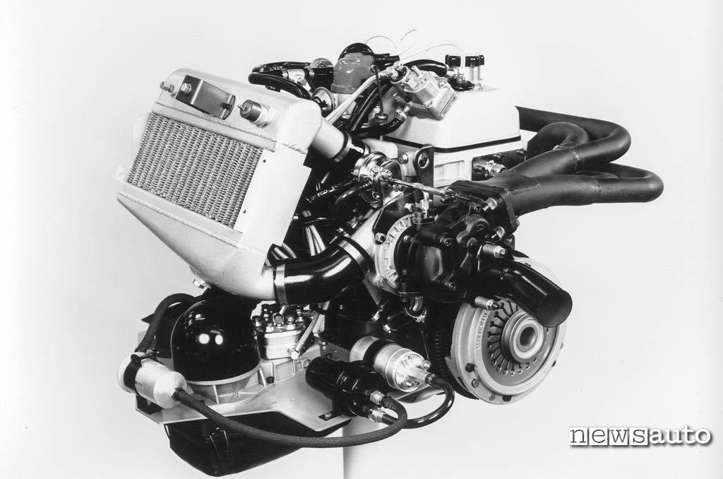 Renault 5 turbo motore 1,397 cc 160 CV