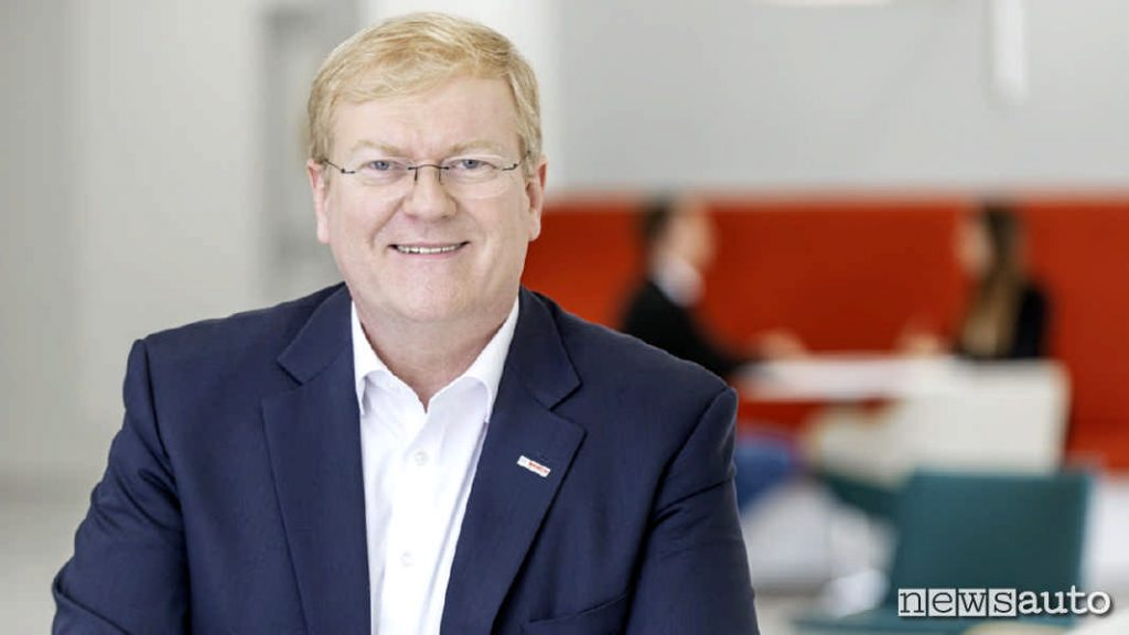 Ing. Stefan Hartung, membro del board di Bosch