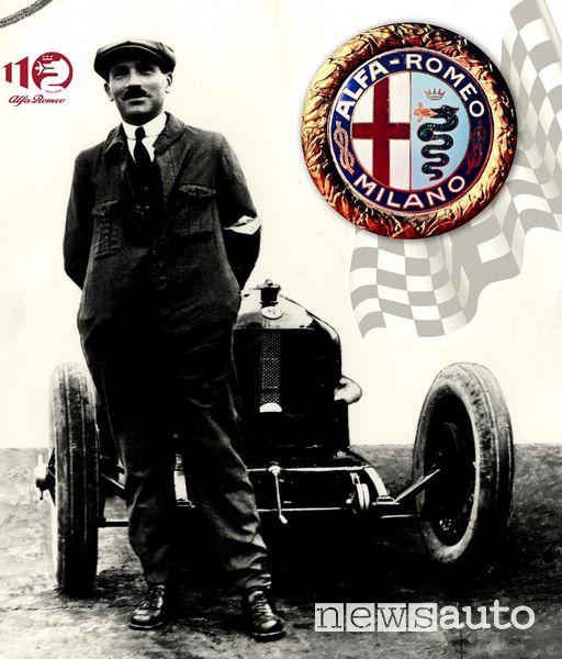 Storia Alfa Romeo Vittorio Jano, progettista Alfa Romeo 1925