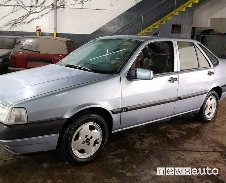 Fiat Tempra storica abbandonata e ritrovata in Argentina