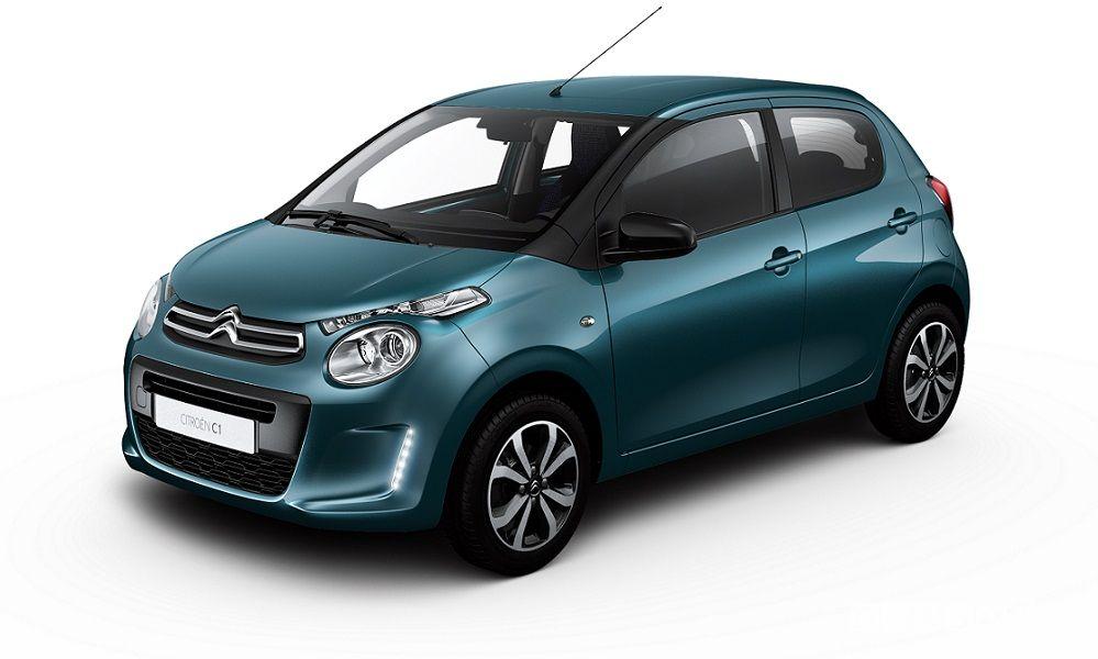 Citroën C1, caratteristiche e prezzi