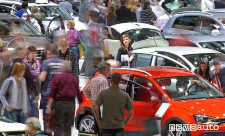 Auto più vendute a settembre 2020