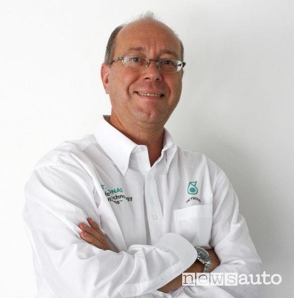 Mario Patrick Parenti, Amministratore Delegato Arexons