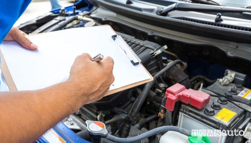 Certificato provvisorio revisione auto