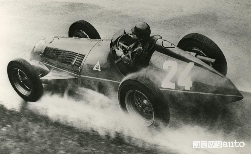 Storia Alfa Romeo formula 1, Alfetta 159 con Juan Manuel Fangio nel 1951