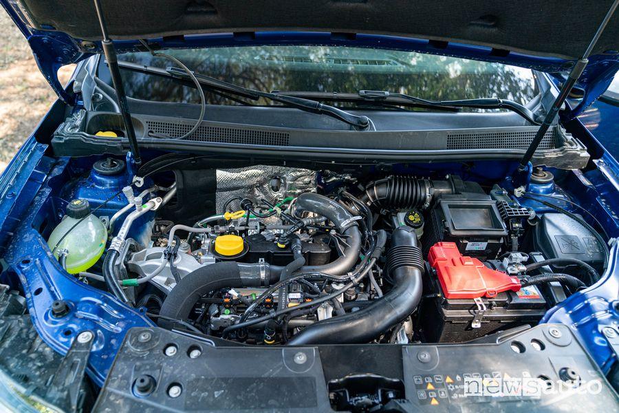 Vano motore Dacia Duster GPL 1.0 TCe 100 ECO-G