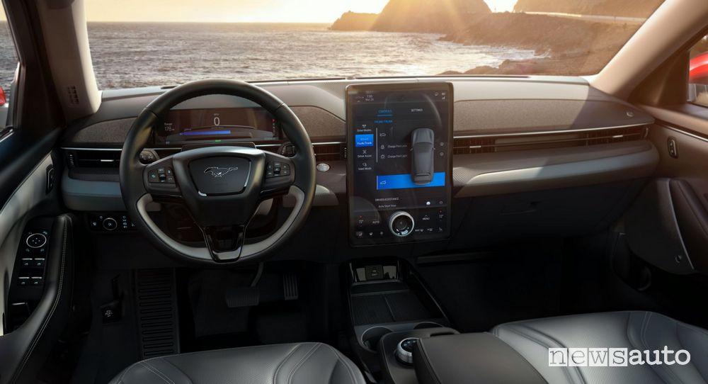 """Ford SYNC display touch full HD da 15,5"""""""