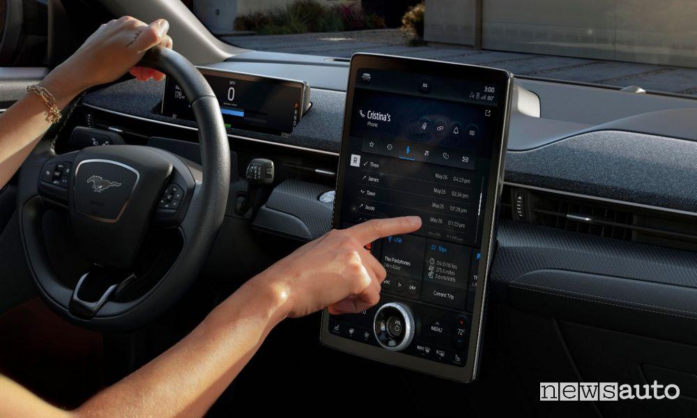 Nuovo Ford Sync, caratteristiche