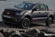 Photo of Ford Ranger Thunder serie limitata, caratteristiche