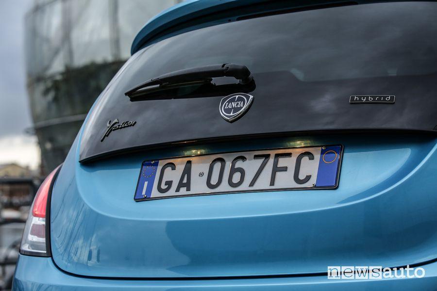 Portellone posteriore Lancia Ypsilon Hybrid EcoChic