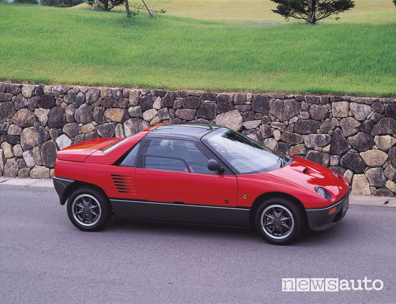Mazda Autozam AZ-1, 1995