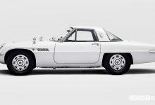 Mazda Cosmo Sport 110S, 1964