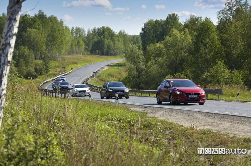 Mazda Mazda3 Route3 2013 Stage5