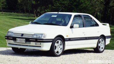 Photo of Berlina sportiva, la storia della Peugeot 405 T16