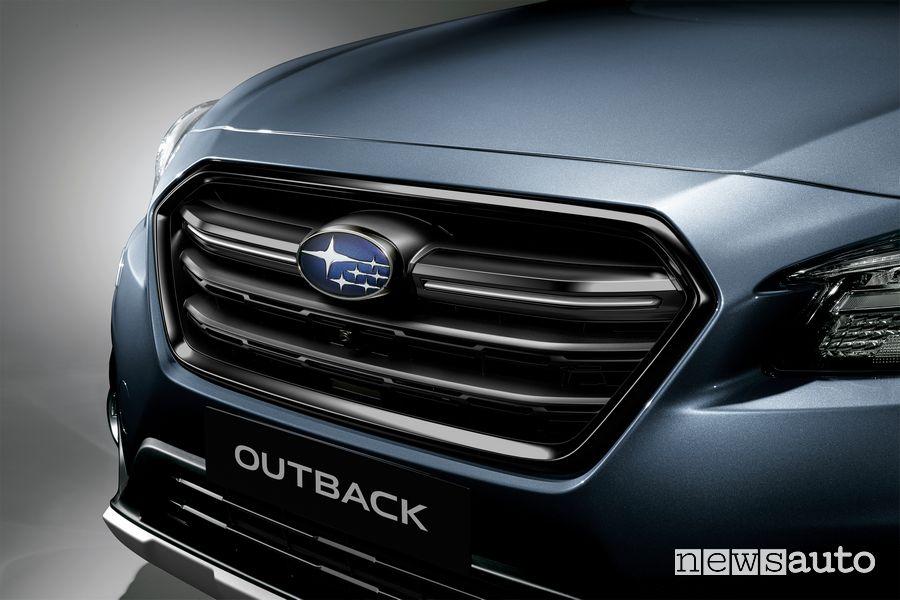 Mascherina anteriore Subaru Outback 4Advanced