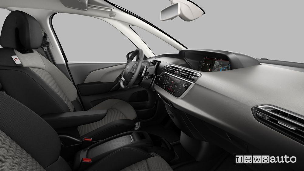 Plancia strumenti abitacolo Citroën Grand C4 SpaceTourer C-Series
