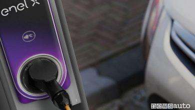 Photo of Ricarica corrente illimitata x auto elettriche offerta flat Enel X, prezzi
