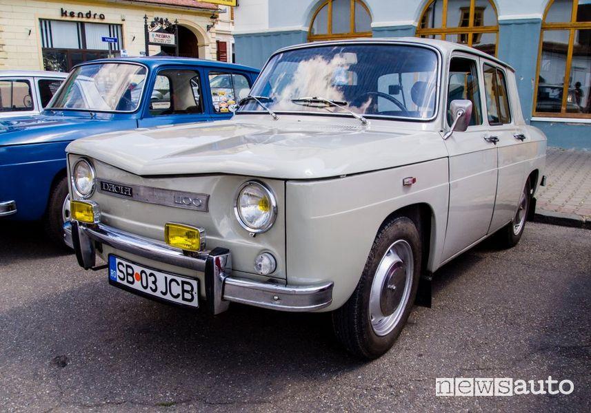 Dacia 1100, auto storica