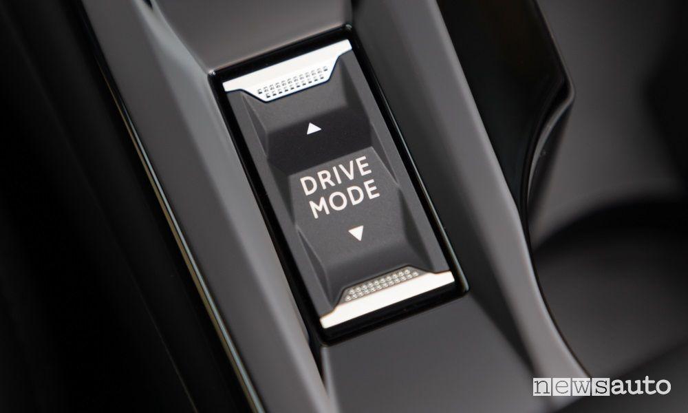Advanced Grip Control Drive Mode Peugeot 2008