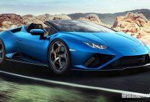 Photo of Lamborghini Huracán, caratteristiche e prezzo EVO RWD Spyder