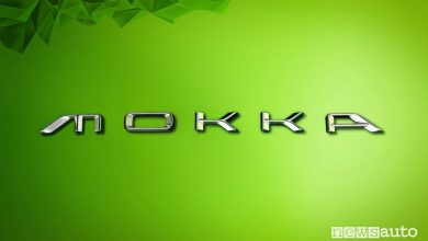 Photo of Nuova Opel Mokka, anteprima, logo