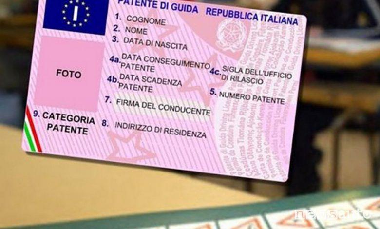 Scadenza patente, proroga per Coronavirus
