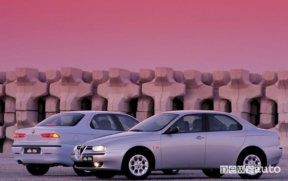 Alfa Romeo 156, 1997