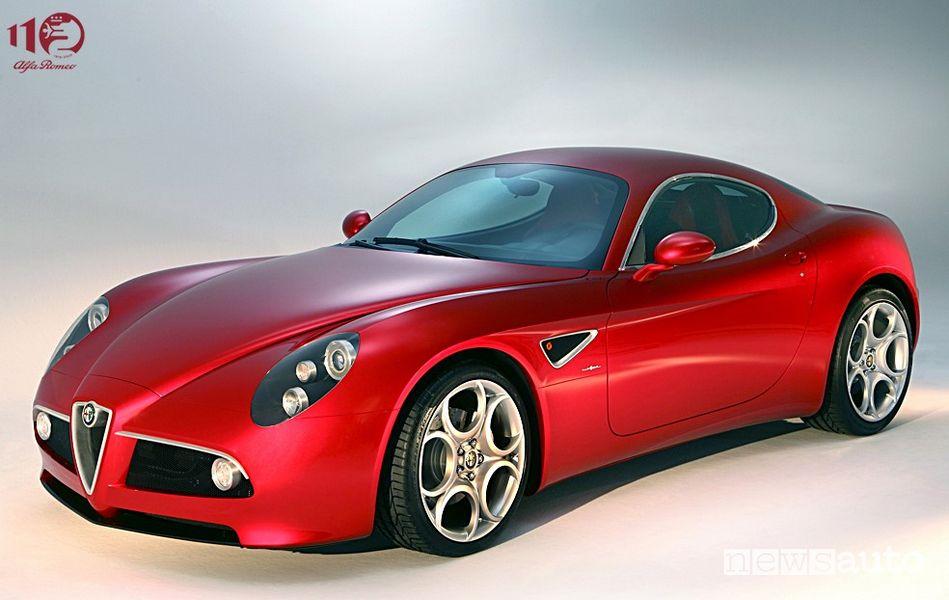 Alfa Romeo 8C Competizione, 2006