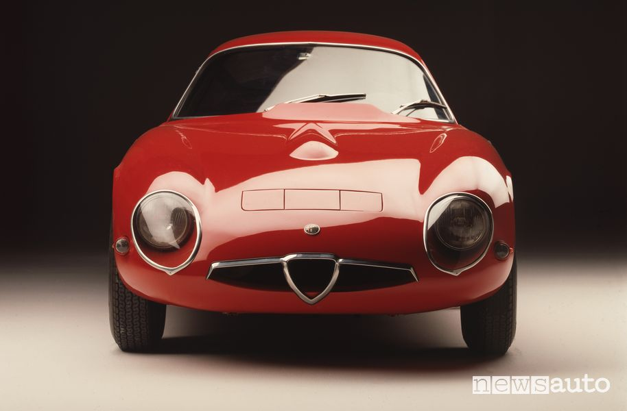 Alfa Romeo Giulia TZ, 1963