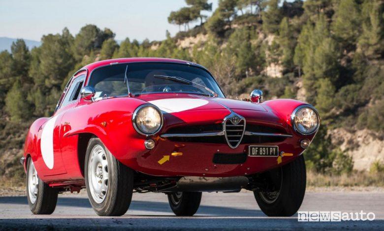 Alfa Romeo – Giulietta Sprint Speciale 1.3 del 1962