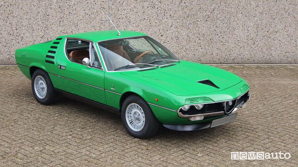 Alfa Romeo – Montreal del 1971