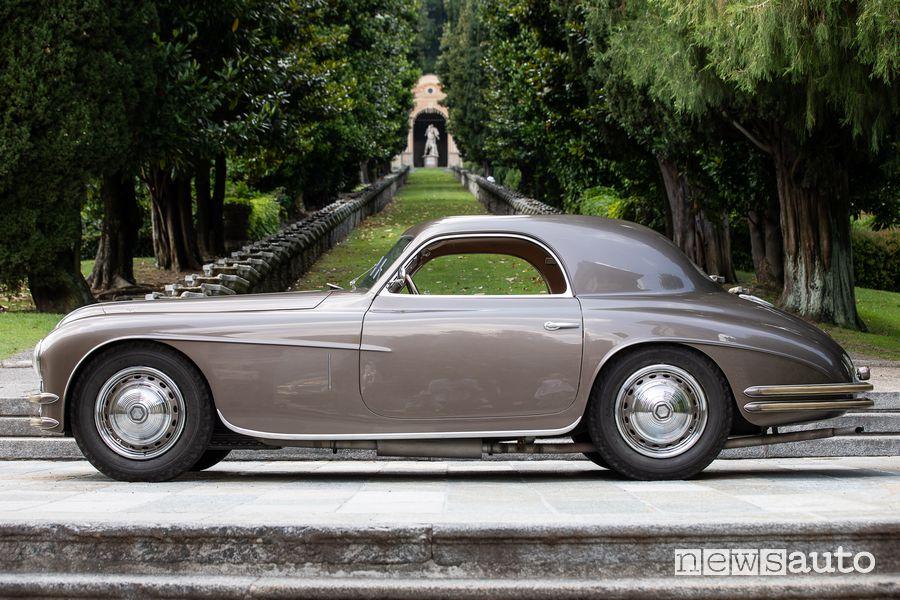 Alfa Romeo 6C 2500 SS Coupé Villa d'Este di proprietà dell'Hotel Villa d'Este