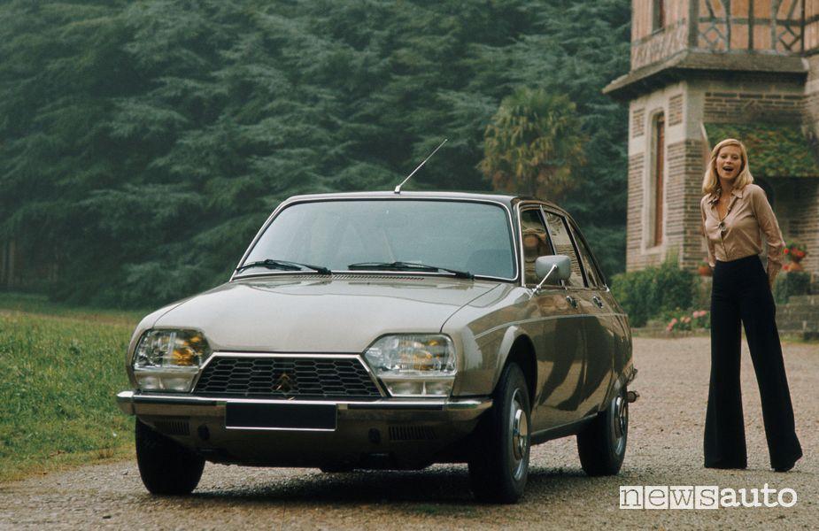 Citroën GS Birotor del 1973