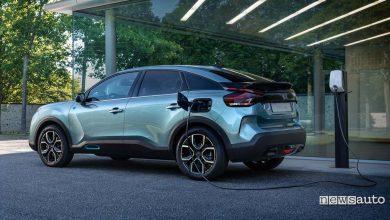 Photo of Citroën ë-C4 elettrica, caratteristiche, batteria e prezzi