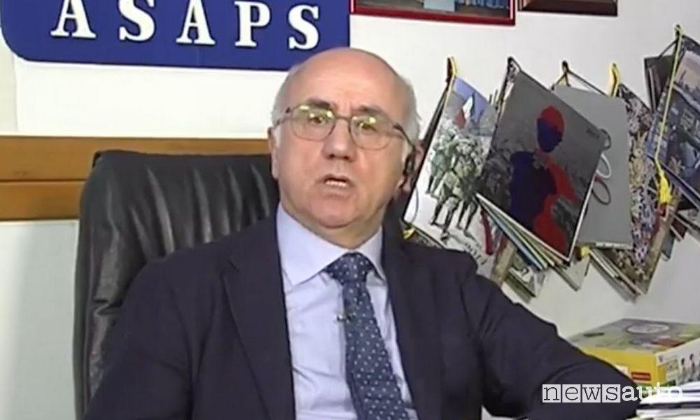 Giordano Biserni Presidente ASAPS