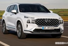 Photo of Hyundai Santa Fe, caratteristiche, SUV ibrido e plug-in hybrid