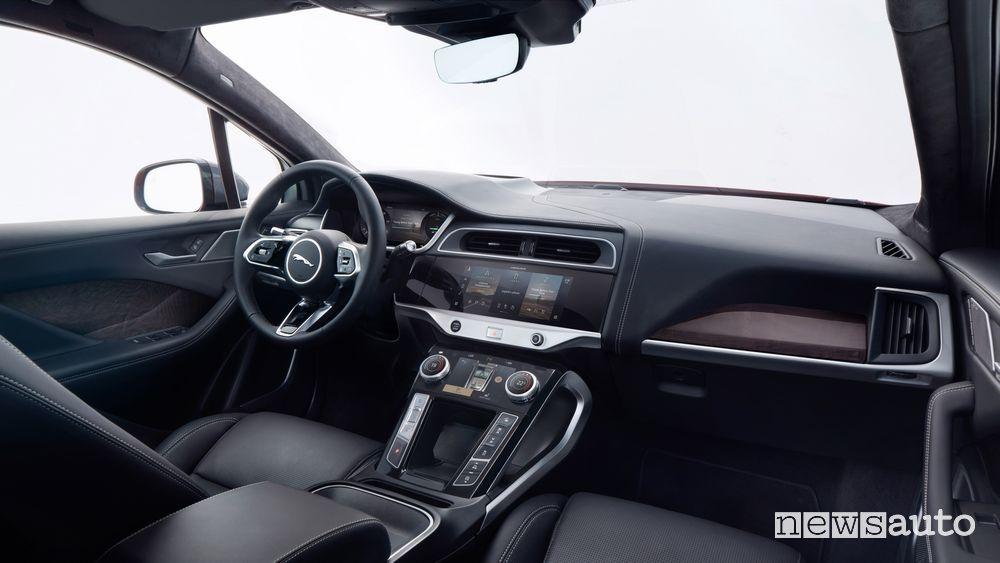 Plancia strumenti abitacolo Jaguar I-Pace 2021