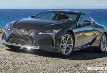Photo of Lexus LC Coupé 2021, caratteristiche
