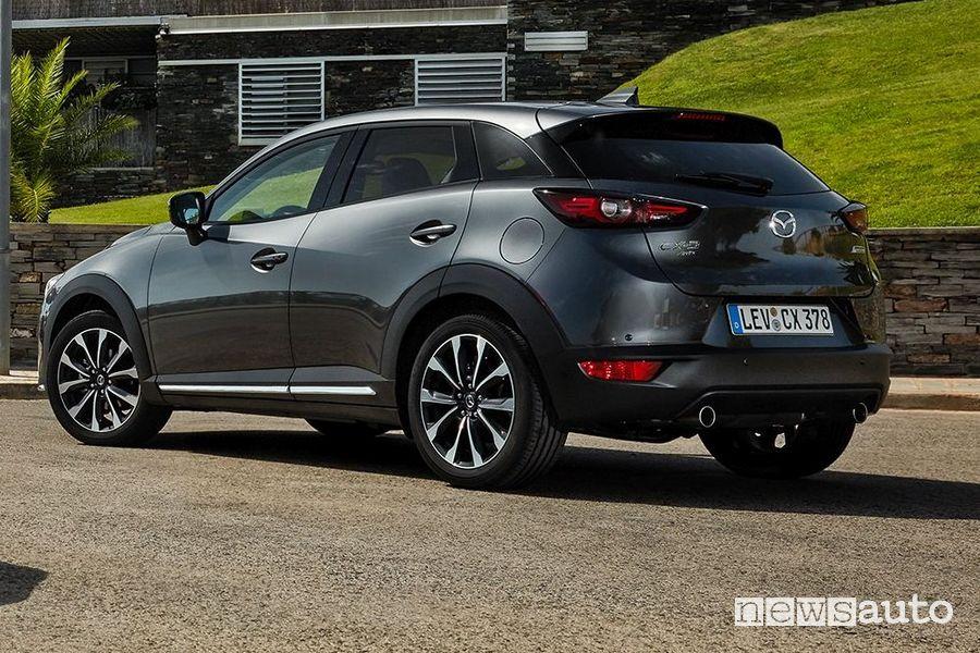 Mazda Cx 3 Caratteristiche E Prezzo Nel Modello 2020 Newsauto It