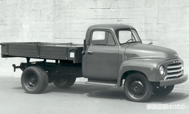 Opel Blitz del 1952