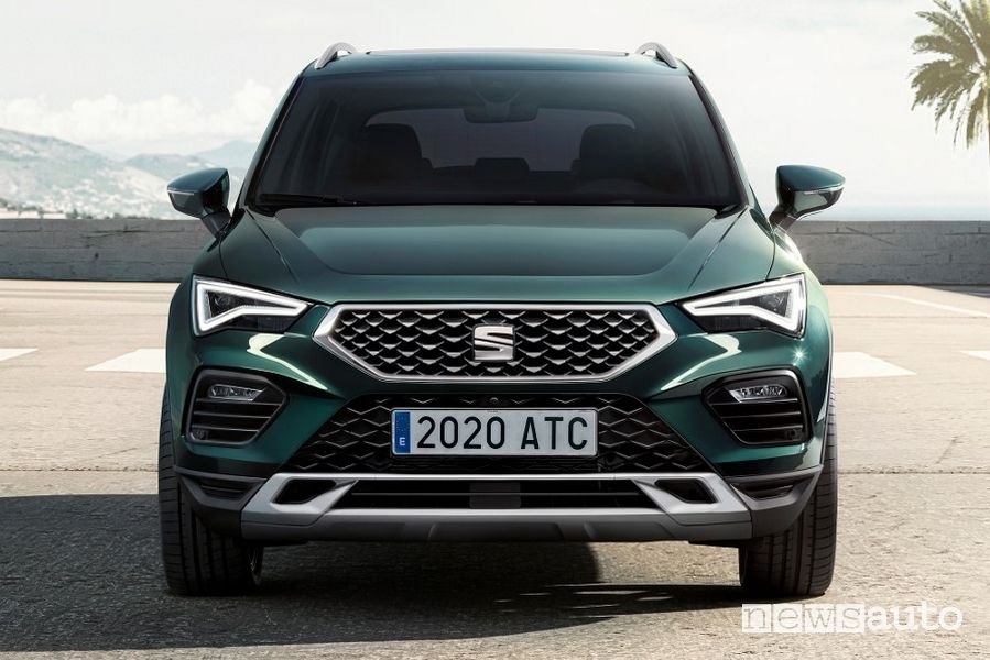 Frontale Seat Ateca Xperience