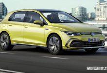Photo of Volkswagen Golf 8 R-Line, caratteristiche e prezzo