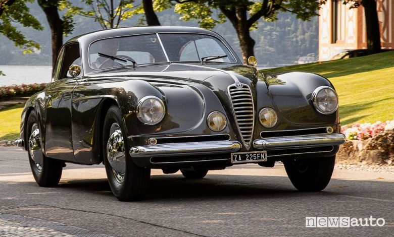 Alfa Romeo 6C 2500 SS Coupé Villa d'Este