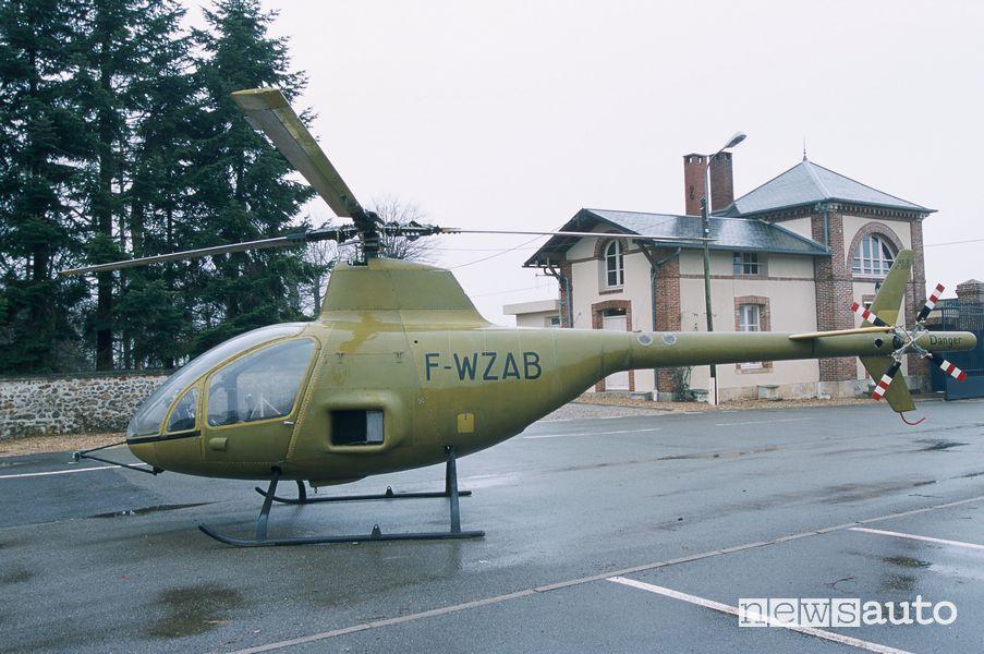 Citroën RE2 prototipo di elicottero