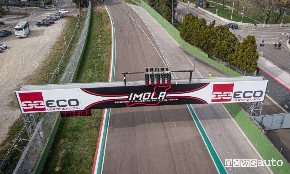 Formula 1 a Imola