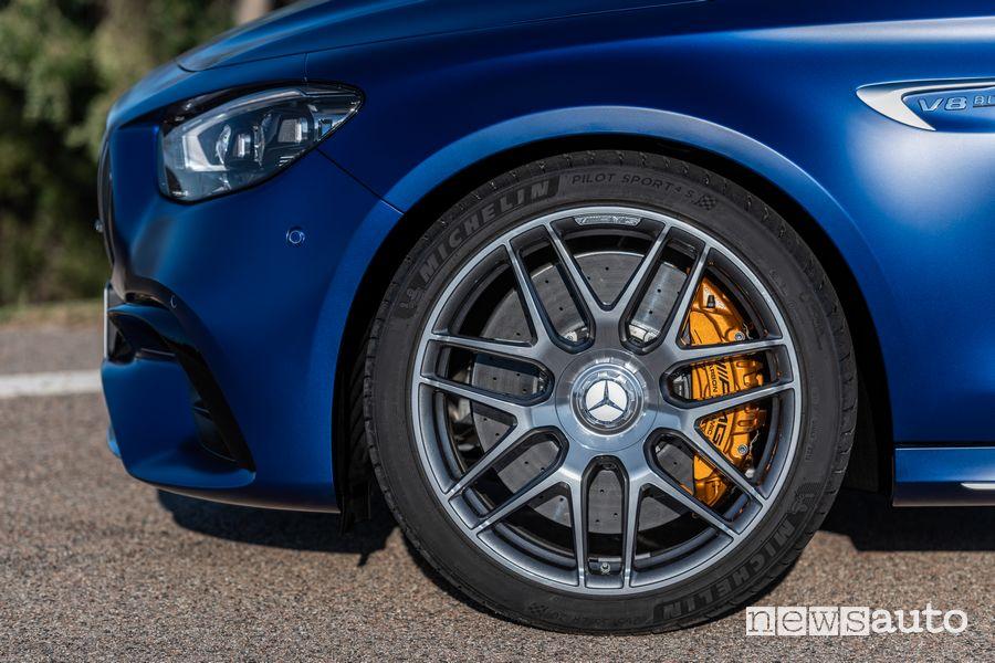 Impianto frenante Mercedes-AMG E 63 4Matic+ S wagon