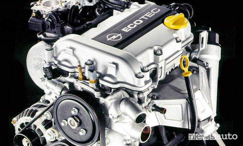 Primo motore tre cilindri Ecotec Opel