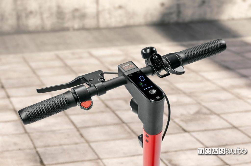SEAT MÓ eKickScooter 65 manubrio e display monopattino elettrico 2020