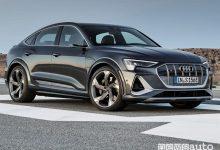Photo of Audi e-tron S e Sportback S, caratteristiche e prezzi